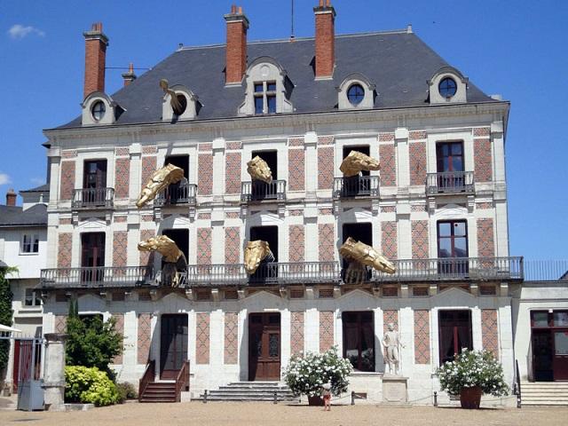 Maison de la magie Blois