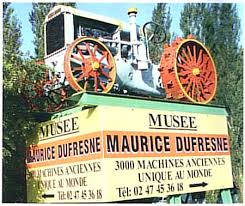 Musee dufresne azay-le-rideau